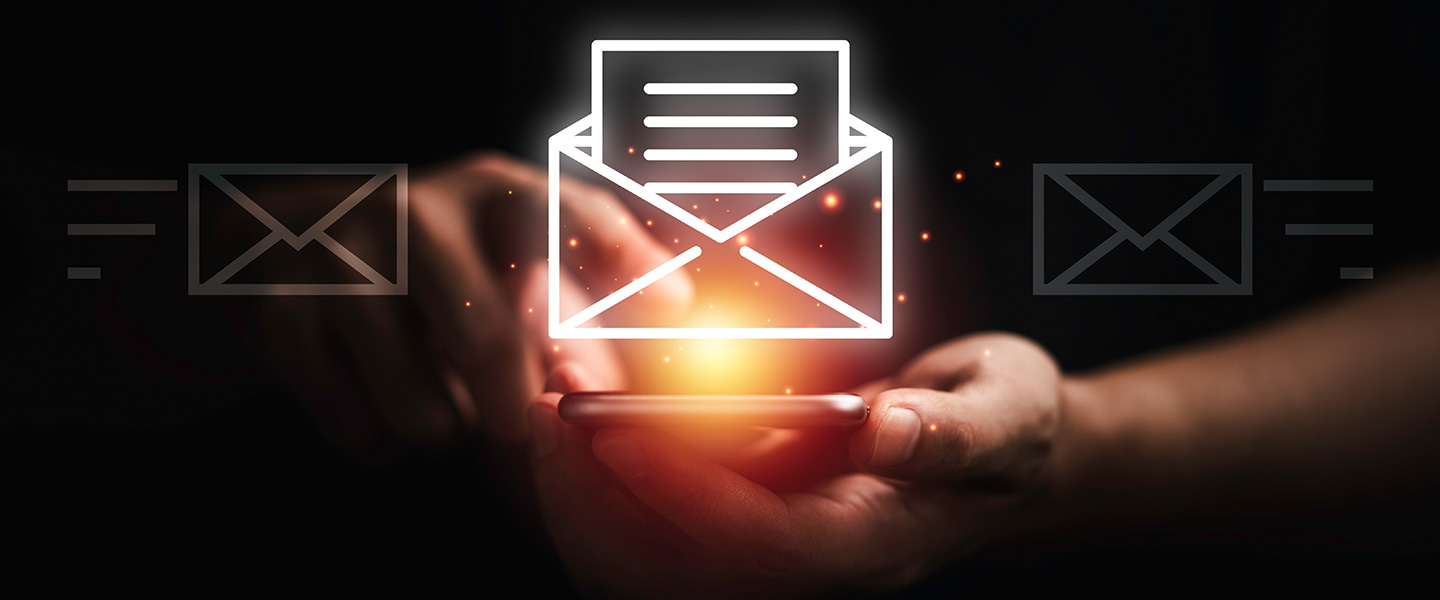 The different types of emails you can send