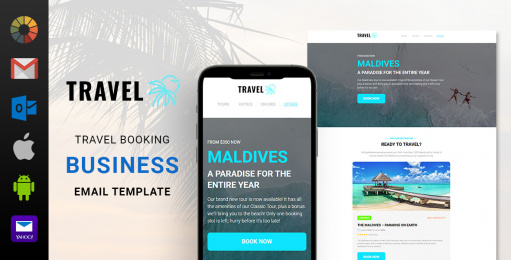 travel email template